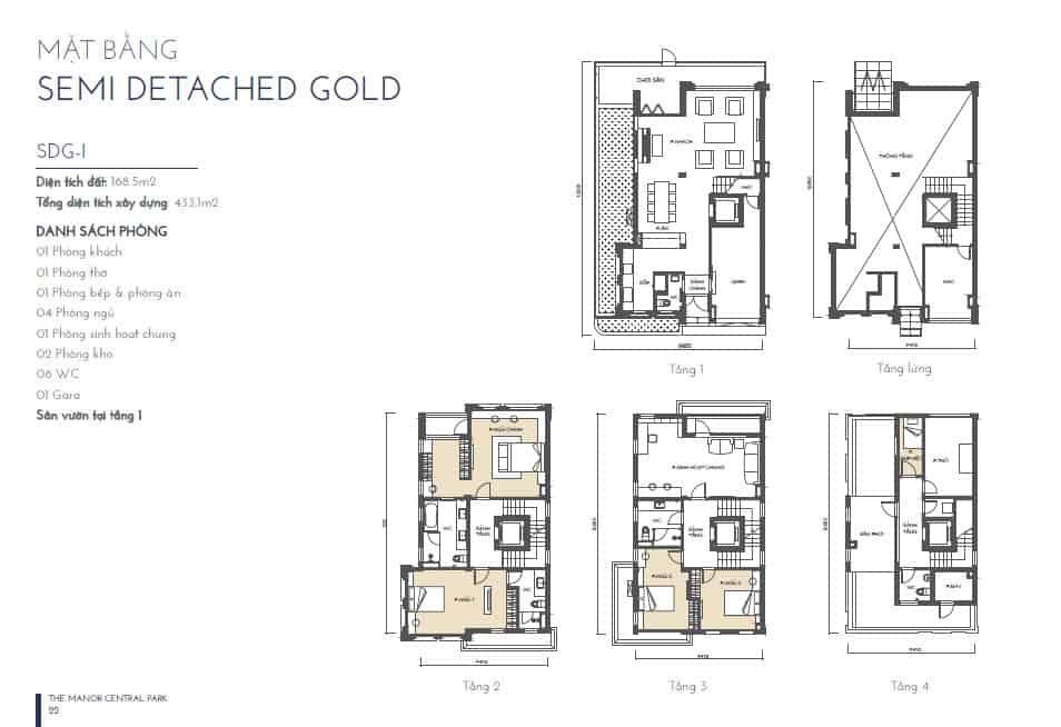 SEMI DETACHED GOLD 1