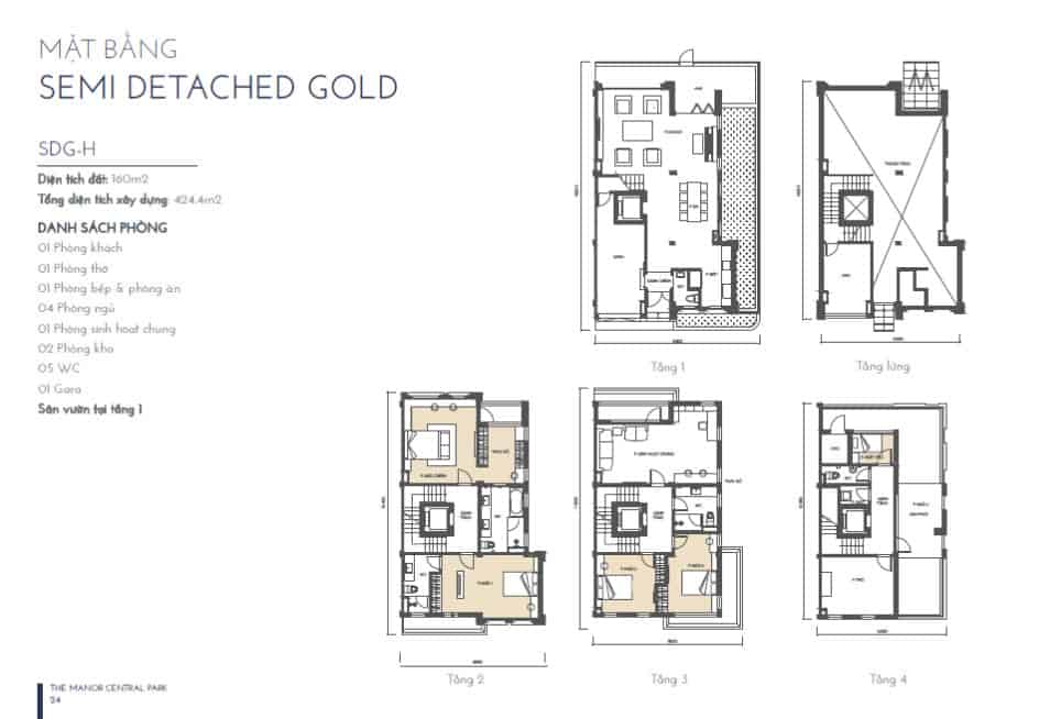 SEMI DETACHED GOLD 3
